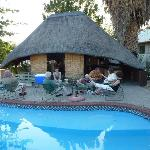 Foto de White Lady B&B and Camping