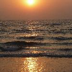 Sunset - Baga Beach
