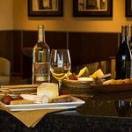 Wine & Cheese Pairing options