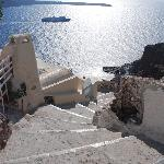Old Oia Houses Foto