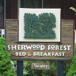 Foto de Sherwood Forest Bed and Breakfast