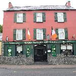 Bilde fra The Irish Arms