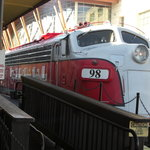 Branson Scenic Railway (Ozark Zephyr)