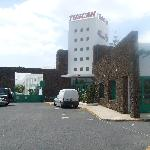 Entrance of Tuscan