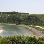 odeceixe beach and river