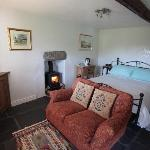 Foto de The Blue House Bed and Breakfast