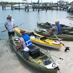 Foto de Motorized Kayak Adventures