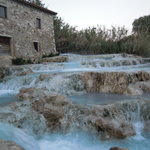 Cascate del Mulino a Saturnia