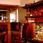 Holiday accommodation incorporating chic wine bar, lounge and stylish restaurant in weston super