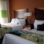 Fairfield Inn & Suites Baltimore White Marsh resmi