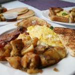 Complimentay Hot Breakfast