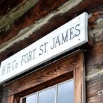 Fort St. James National Historic Site Foto