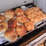 Our Bertha home made bread