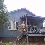Foto de The Nest at Palisades Cabins