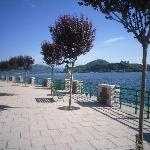 Arona Lakeside Walk