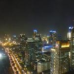 Harris fX Sudirman-night view