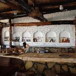  The african styled bar