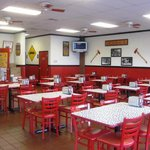 Firehouse Subs - Daphne, AL: Dining Room