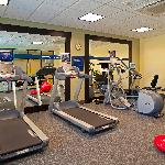 Fitness Room on the 1st floor