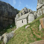 St Govan's Chapel