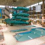 Pool & Waterslide