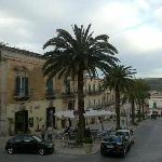  Ibla, central piazza