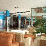  hotel entrance reception