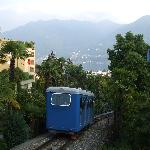  Funicular to the Hotel Belvedere