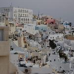 Close-up view of Thira