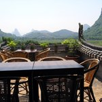 Photo de Luna Cafe Yangshuo