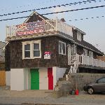 Jersey Shore house 10 min. away