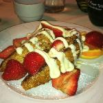  walnut encrusted french toast