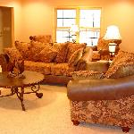 Jakes Bed and Breakfast Living Room
