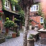 Greyhound Coaching Inn Foto