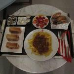 Le room service