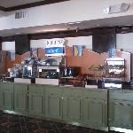 Holiday Inn Express Montgomery Foto