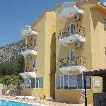 Photo de Bigehan Hotel Oludeniz