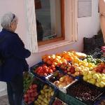  Always fresh fruit in small shops in Nerja