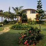 The Beach House Goa Gardens