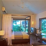 The beach House Goa Deluxe Two-Floor Suite