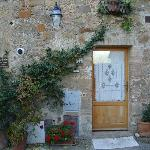 Front door to Le Maribelle 2