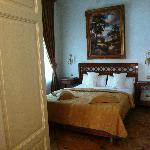 St. George Residence in the Buda Castle resmi