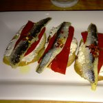 Salt Air Anchovies