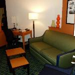 Φωτογραφία: Fairfield Inn & Suites San Antonio Boerne