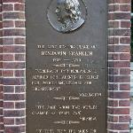 Christ Church Burial Ground - The final resting place of Benjamin Franklin