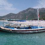  olu deniz beach