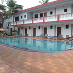 Anjuna Beach Resort resmi