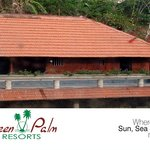 Foto de Green Palm Ayurvedic Resort