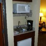 Photo de Holiday Inn Express Hotel & Suites Levelland