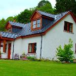 Tummel Lodge